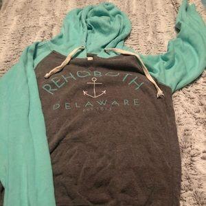 Rehoboth Beach hoodie shirt 😁🌊